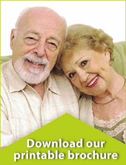Download our home health care printable brochure